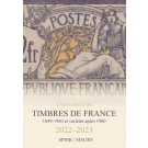Catalogue de Timbres de France 2022-2023