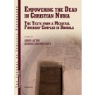 Empowering the Dead in Christian Nubia