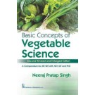 Basic Concepts of Vegetable Science