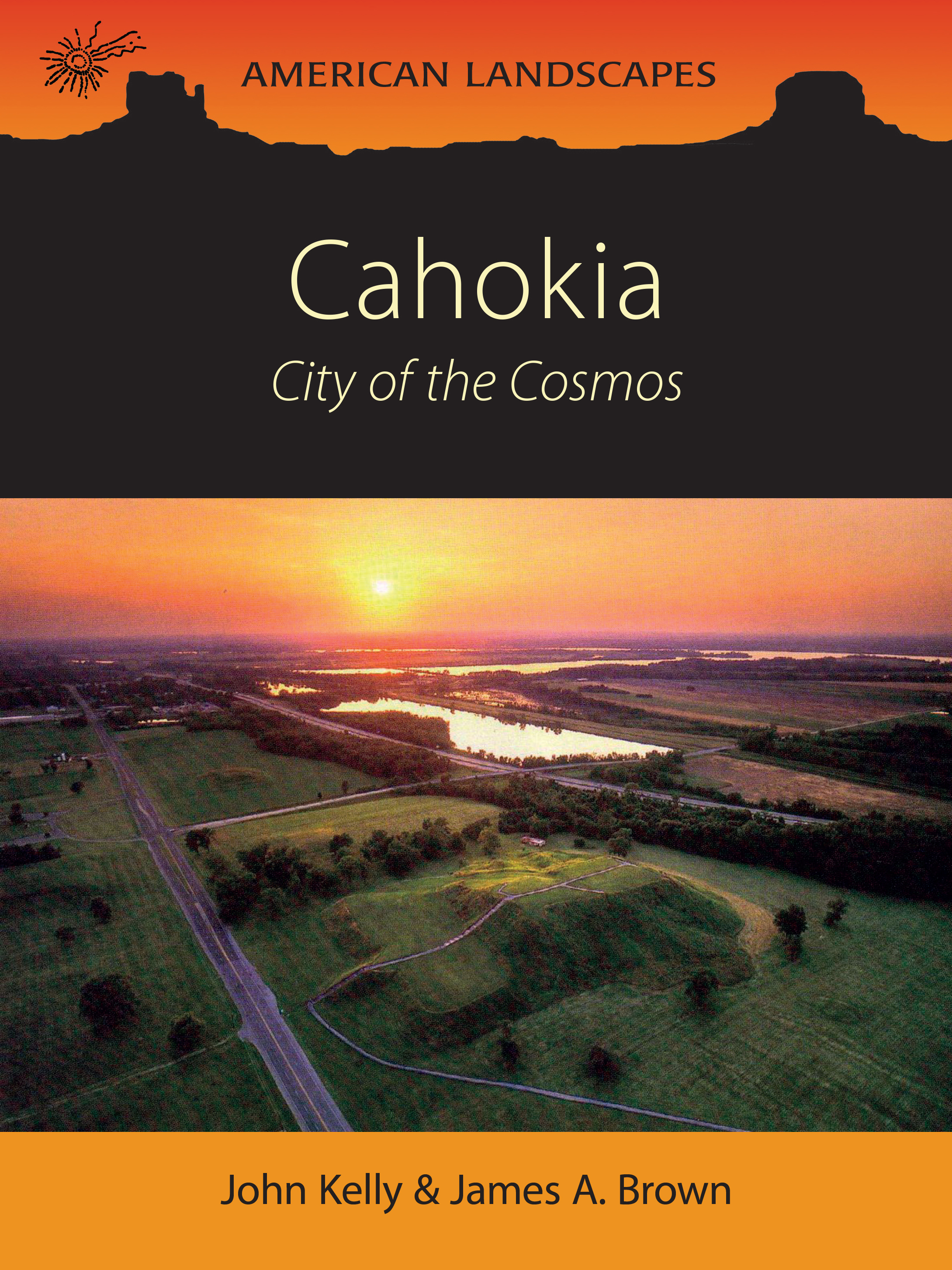 American Landscapes series Cahokia cover