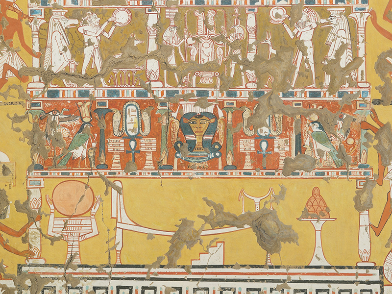 But Author And Guest Blogger GEOFFREY KILLEN, Who Studies The Furniture Of Ancient  Egypt, Has Explored Its ...