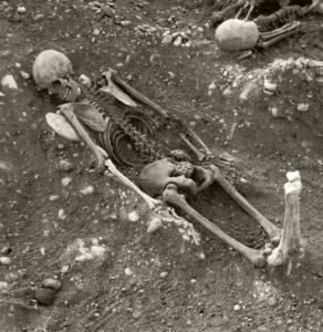 Viking Age Burial