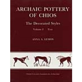 Archaic Pottery of Chios (2 vols)