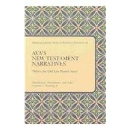 Ava's New Testament Narratives