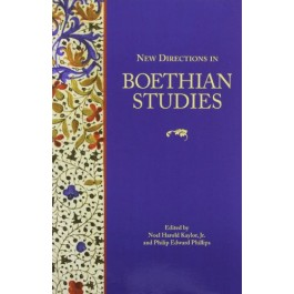 New Directions in Boethian Studies