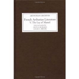 French Arthurian Literature V