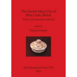 The Ancient Maya City of Blue Creek Belize: Wealth, Social Organization and Ritual