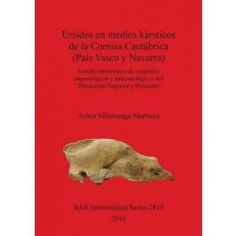 Ursidos en Medios Karsticos de la Cornisa Cantabrica (Pais Vasco y Navarra)