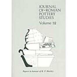 Journal of Roman Pottery Studies Volume 12