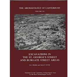 Excavations in the St George's Street and Burgate Street Areas
