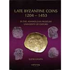 Late Byzantine Coins (1204-1453) in the Ashmolean Museum