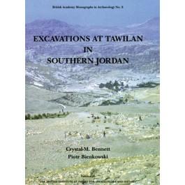 Excavations at Tawilan in Southern Jordan