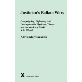 Justinian's Balkan Wars
