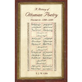 A History of Ottoman Poetry Volume IV
