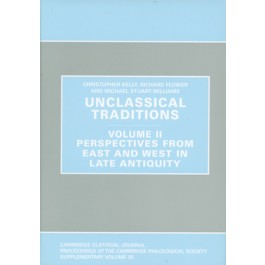 Unclassical Traditions Volume 2