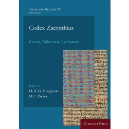 Codex Zacynthius: Catena, Palimpsest, Lectionary