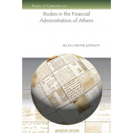 Studies in the Financial Administration of Athens