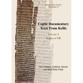 Coptic Documentary Texts From Kellis