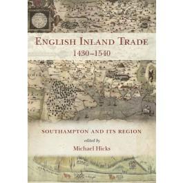 English Inland Trade 1430-1540
