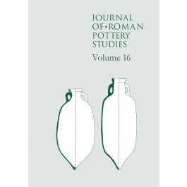 Journal of Roman Pottery Studies Volume 16