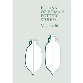 Journal of Roman Pottery Studies Volume 16