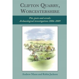 Clifton Quarry, Worcestershire