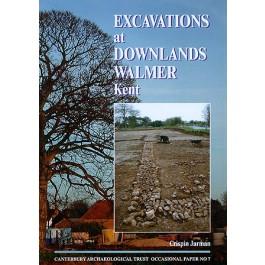 Excavations at Downlands, Walmer, Kent