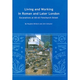 Living and Working in Roman and Later London