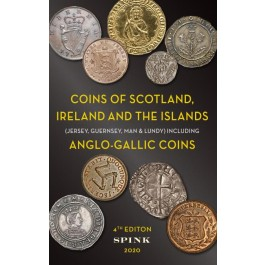 The Coins of Scotland, Ireland & the Islands 4th edition
