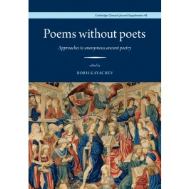 Poems without Poets