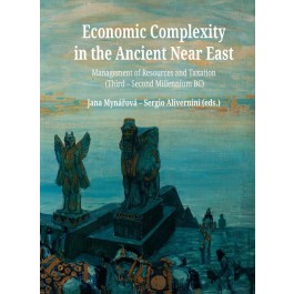 Economic Complexity in the Ancient Near East