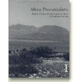 Africa Proconsularis, Volumes 1 & 2