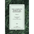 The Complete Harley 2253 Manuscript: Volume 3