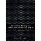 One and Many in Aristotles Metaphysics: