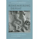 Remembering Defeat