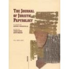 JJP 35 (2005) Journal of Juristic Papyrology