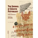 Journal of Juristic Papyrology 39 (2009)