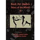 Rock Art Studies - News of the World Volume 3