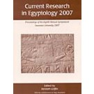 Current Research in Egyptology 8 (2007)