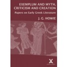 Exemplum and Myth, Criticism and Creation