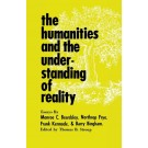 The Humanities and the Understanding of Reality