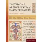 The Syriac and Arabic Lexicon of Hasan Bar Bahlul (Olaph-Dolath)