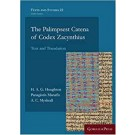 The Palimpsest Catena of Codex Zacynthius: Text and Translation