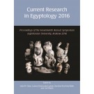 Current Research in Egyptology 17 (2016)