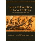 Greek Colonization in Local Contexts