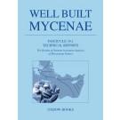 Well Built Mycenae Fascicule 34.1
