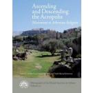 Ascending and descending the Acropolis