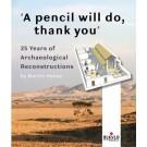 'A pencil will do, thank you'
