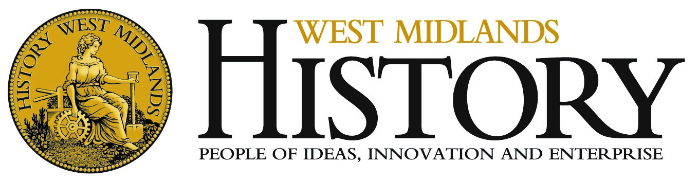 History West Midlands Books Logo