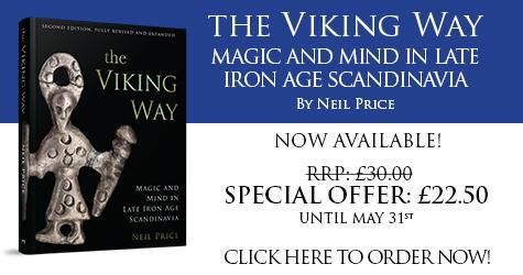 Buy Neil Price's 'The Viking Way'